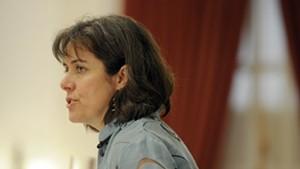 House Speaker Mitzi Johnson on Wednesday