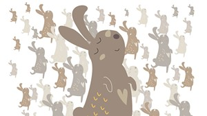 Why Are There Suddenly So Many Rabbits?