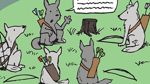 """A Cartoonist Finds Her Tribe """"Running With Artemis"""""""