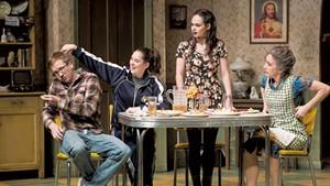 Left to right: Adam Petherbridge, Clare Mahoney, Kim Taff, Kathryn Markey