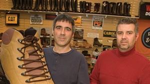 Lenny's Shoe & Apparel