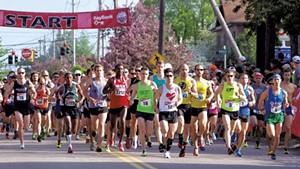 People's United Bank Vermont City Marathon & Relay