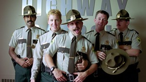 The cast of 'Super Troopers 2'