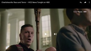 Ryan Roy in the VICE News video