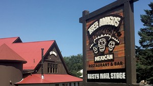 Mexican Food Returns to Stowe at Tres Amigos