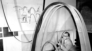 From Eero Saarinen: The Architect Who Saw the Future