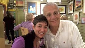 Renee Reiner and Mike DeSanto