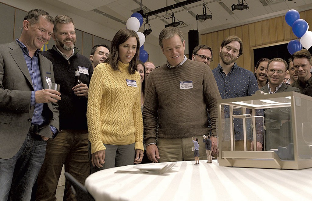 'Downsizing' review: Matt Damon satire spreads itself too thin