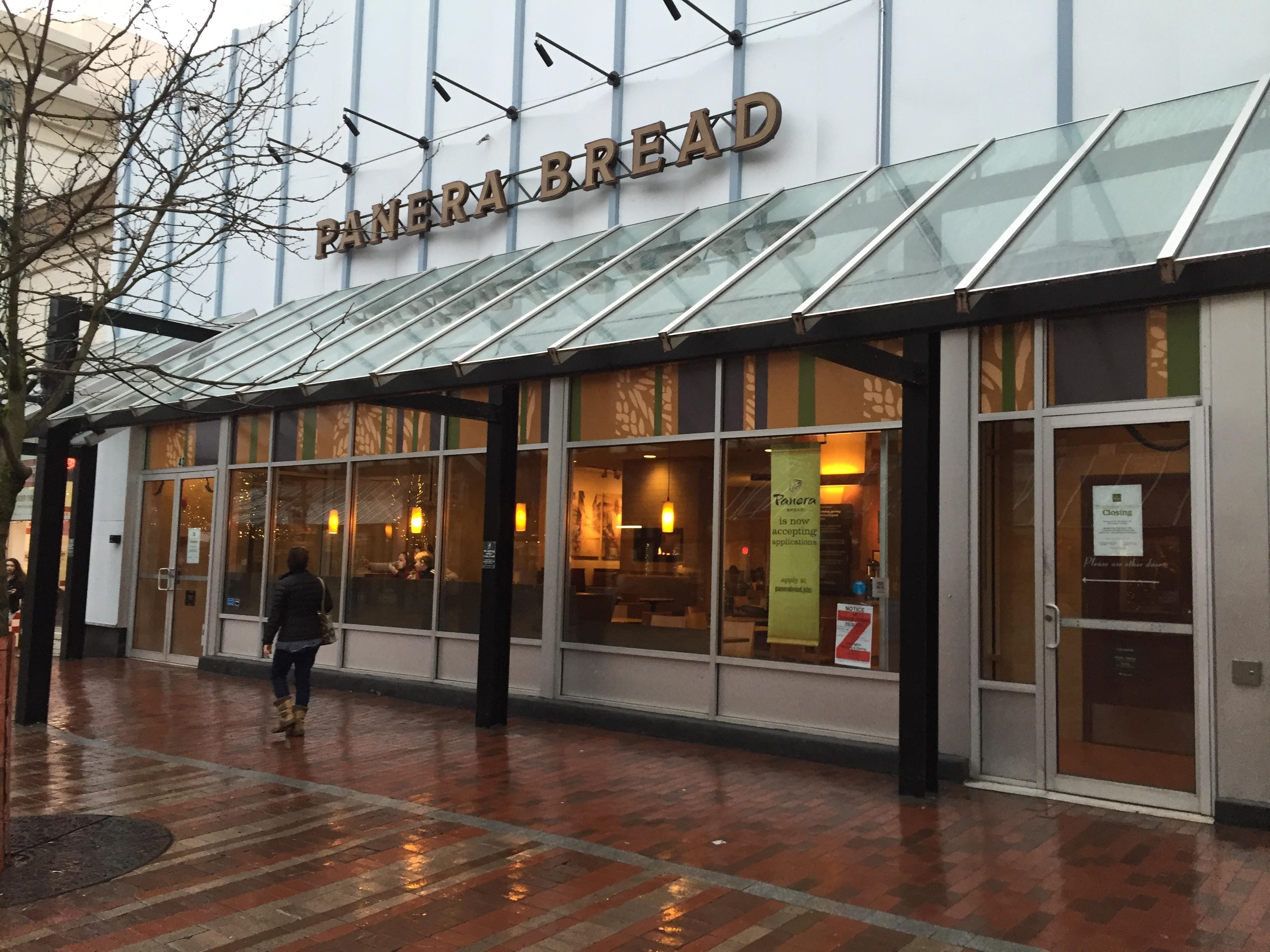 Panera Bread Closing On Church Street Bite Club