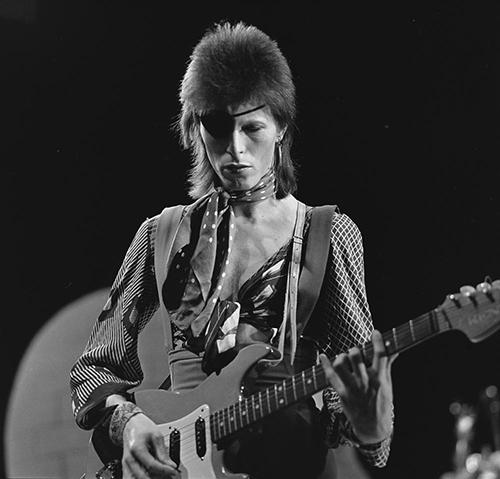 David Bowie - COURTESY: WIKIMEDIA COMMONS