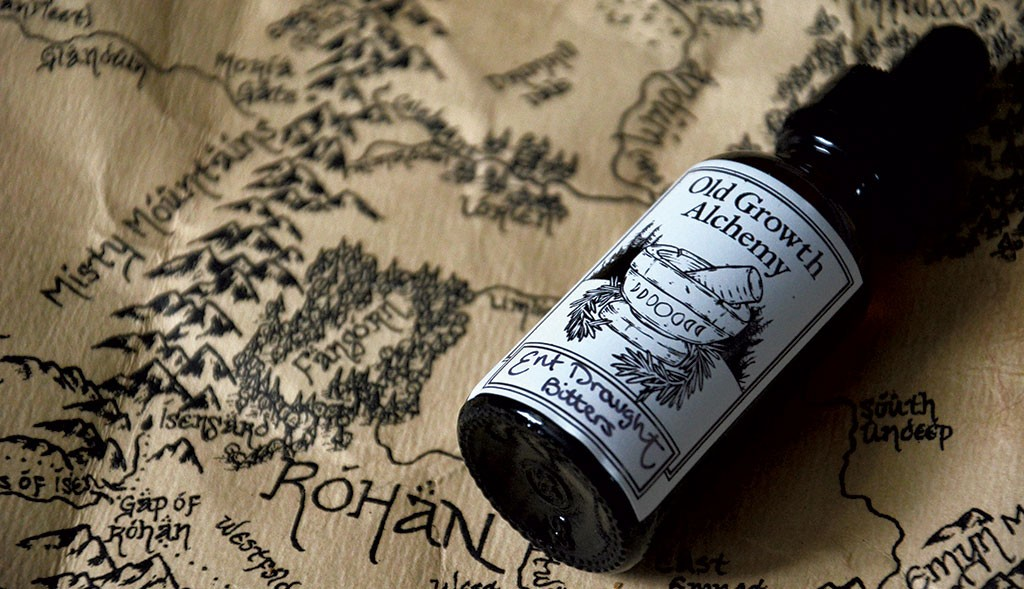 Ent Draught Bitters from Old Growth Alchemy - COURTESY OF OLD GROWTH ALCHEMY