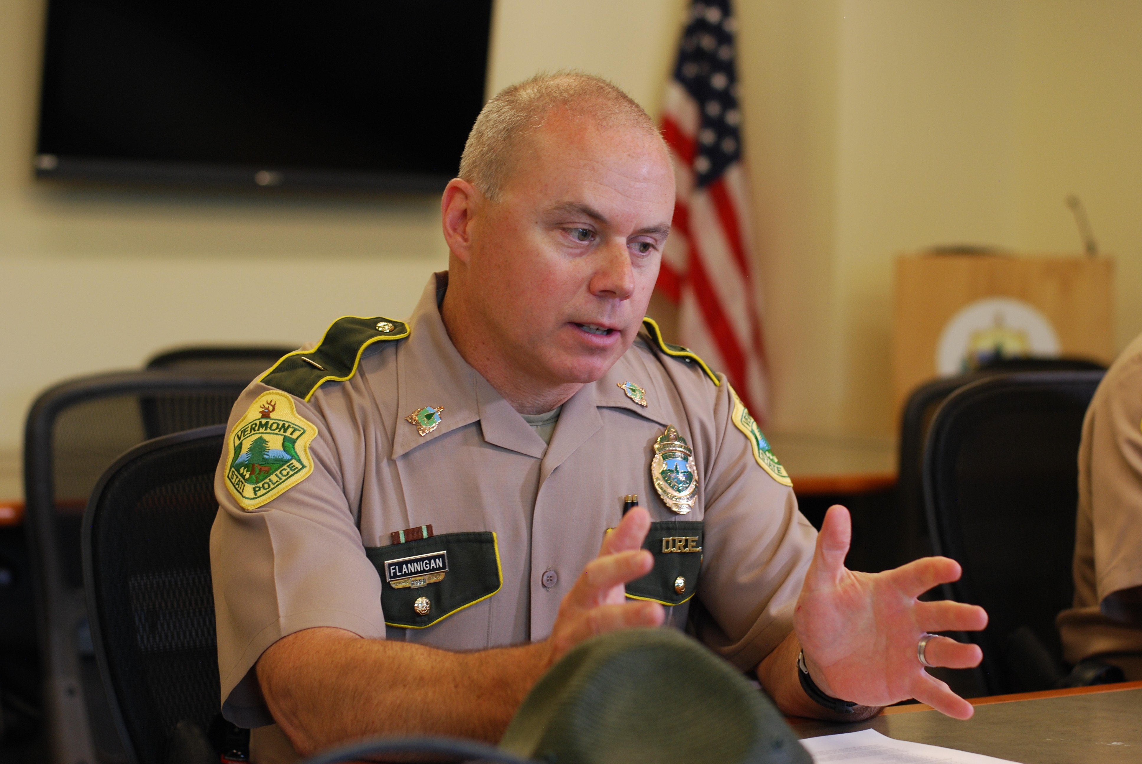 Vermont State Police Talk Changes in Enforcement With New