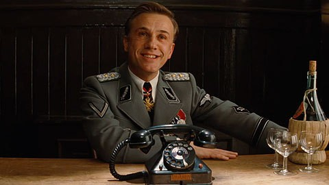 Christoph Waltz in Inglourious Basterds - THE WEINSTEIN COMPANY