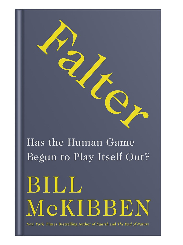 Book Review: 'Falter: Has the Human Game Begun to Play