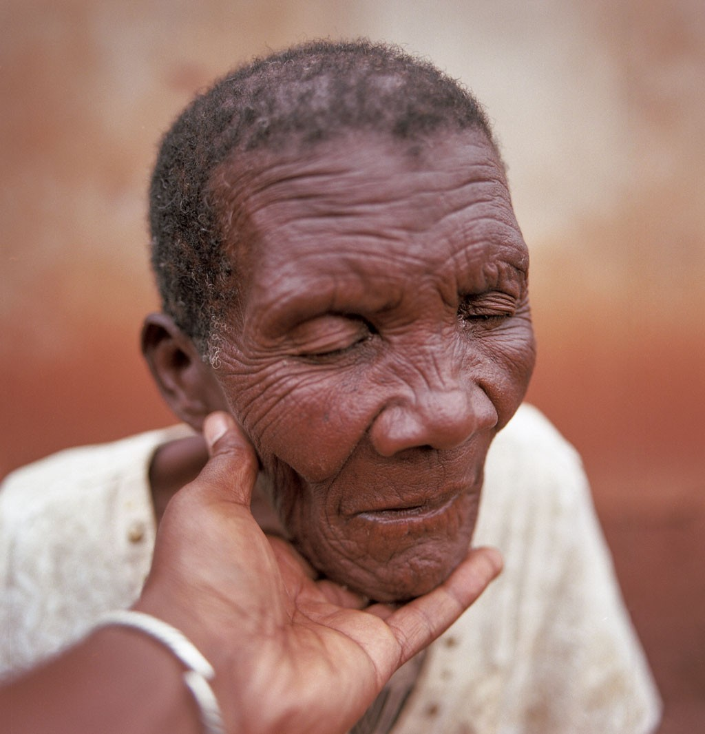 """""""My Grandmother"""" - JEAN LUC DUSHIME"""