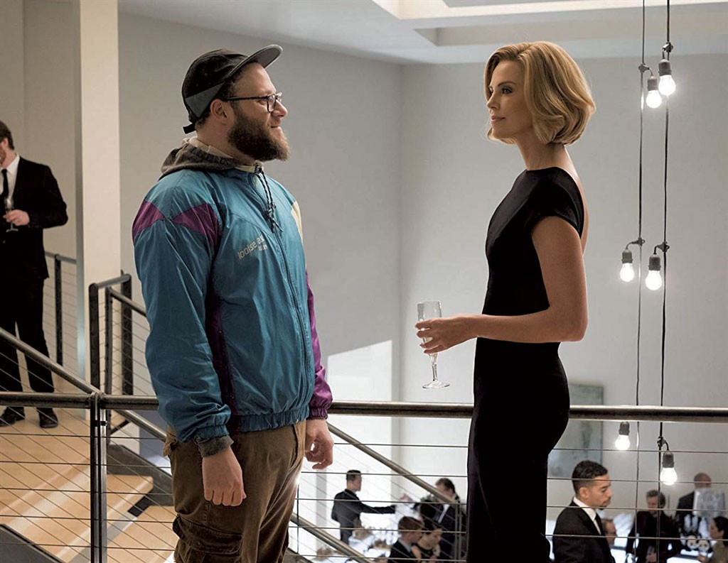 Movie Review Seth Rogen Can T Make The Unlikely Romance Of Long Shot Work Movie Reviews Seven Days Vermont S Independent Voice