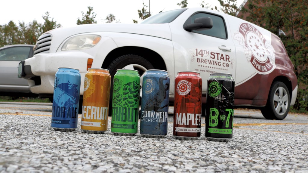 14th Star Parking Lot Party - COURTESY OF 14TH STAR BREWING