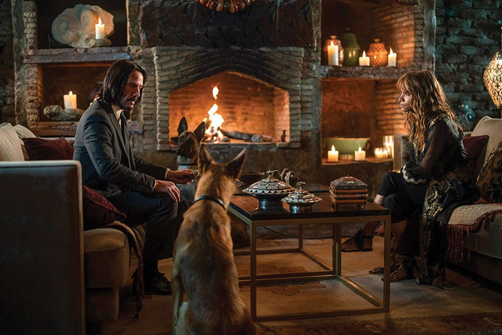 Movie Review: 'John Wick: Chapter 3 — Parabellum' Is as Unwieldy as