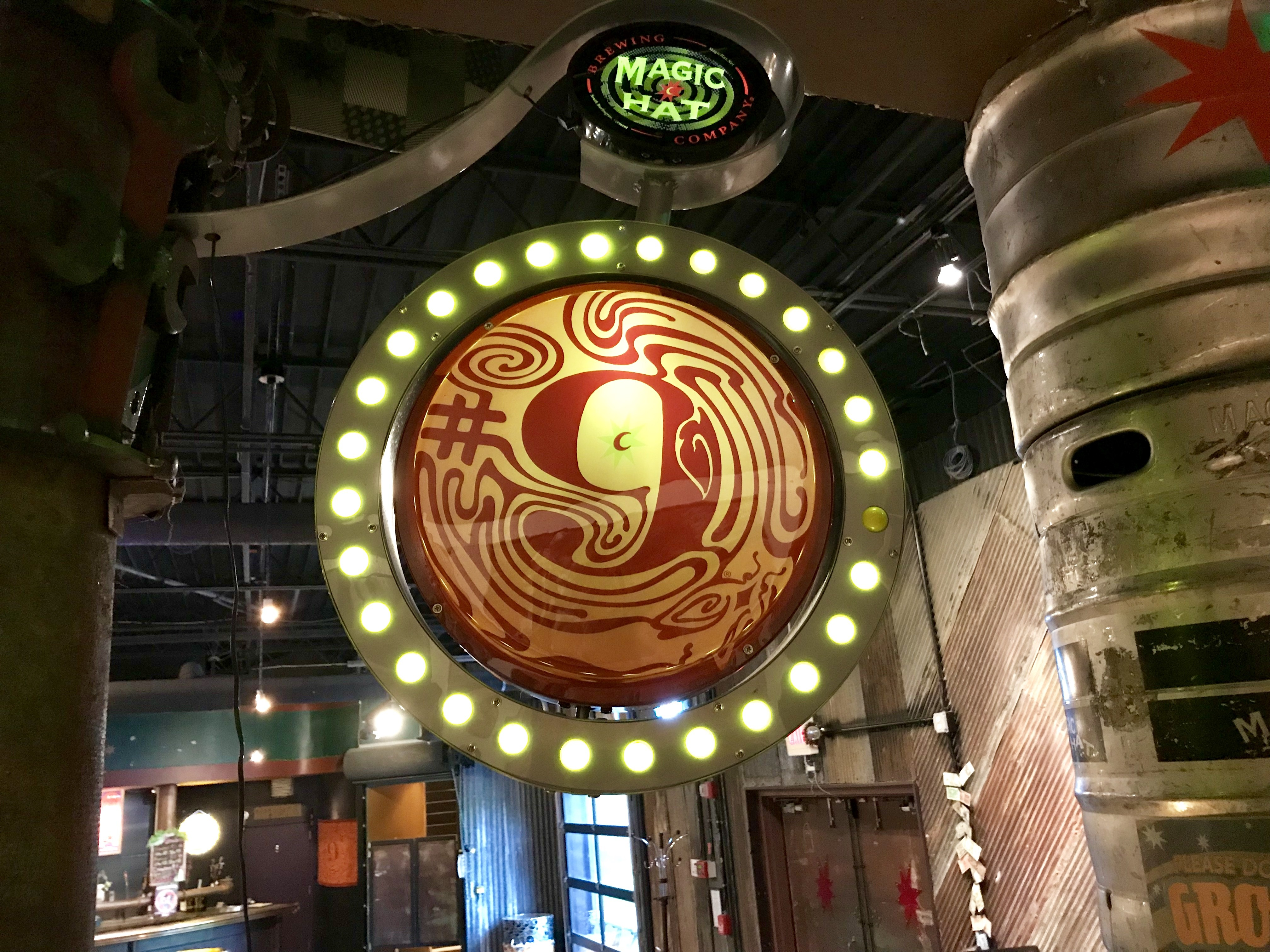 Dining on a Dime: Magic Hat Artifactory | Bite Club