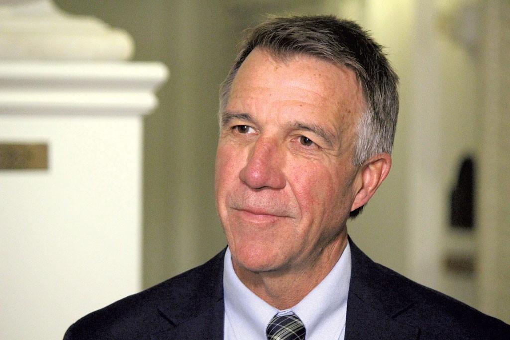 Walters: Scott Defends His Veto of Gun-Purchase Waiting Period Bill