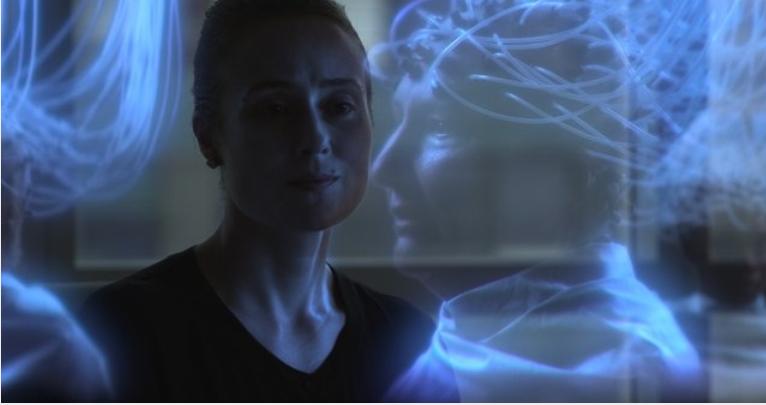 Jennifer Ehle as Isa Cryer. - FILM PRESENCE