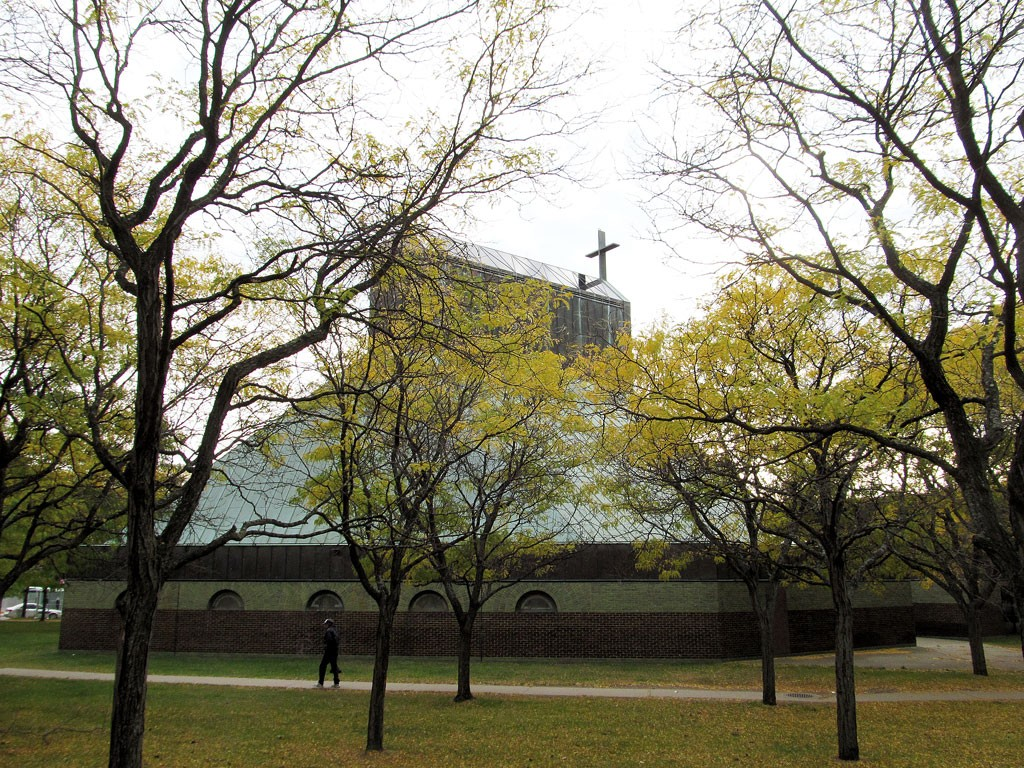 Priced for Scale: $8.5 Million Listing Could Limit Options for Burlington Cathedral