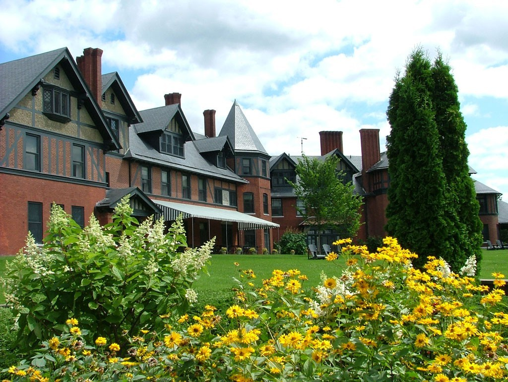 Click To Enlarge The Inn At Shelburne Farms Courtesy Of
