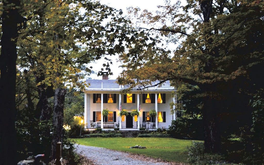 The Inn at Weathersfield - COURTESY OF THE INN AT WEATHERSFIELD