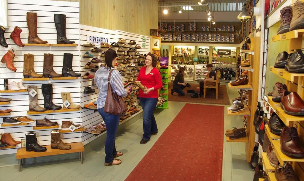 Best Shoe Store Burlington Vt