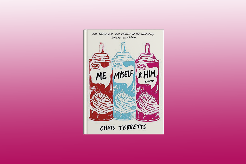Quick Lit: 'Me, Myself and Him' by Chris Tebbetts   Books