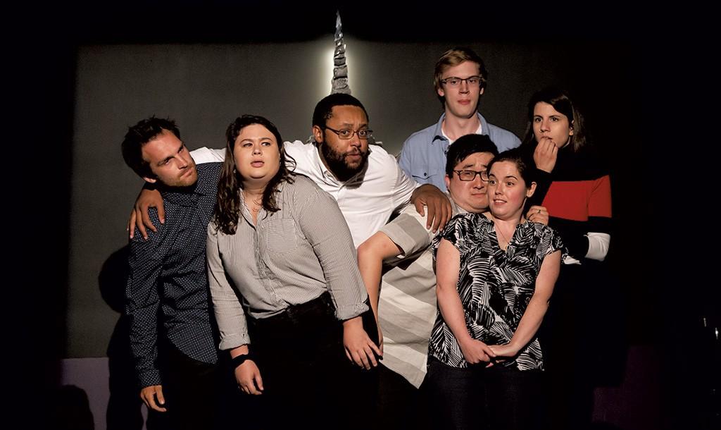 Vermont Comedy Club Presents First Sketch Revue Comedy Seven
