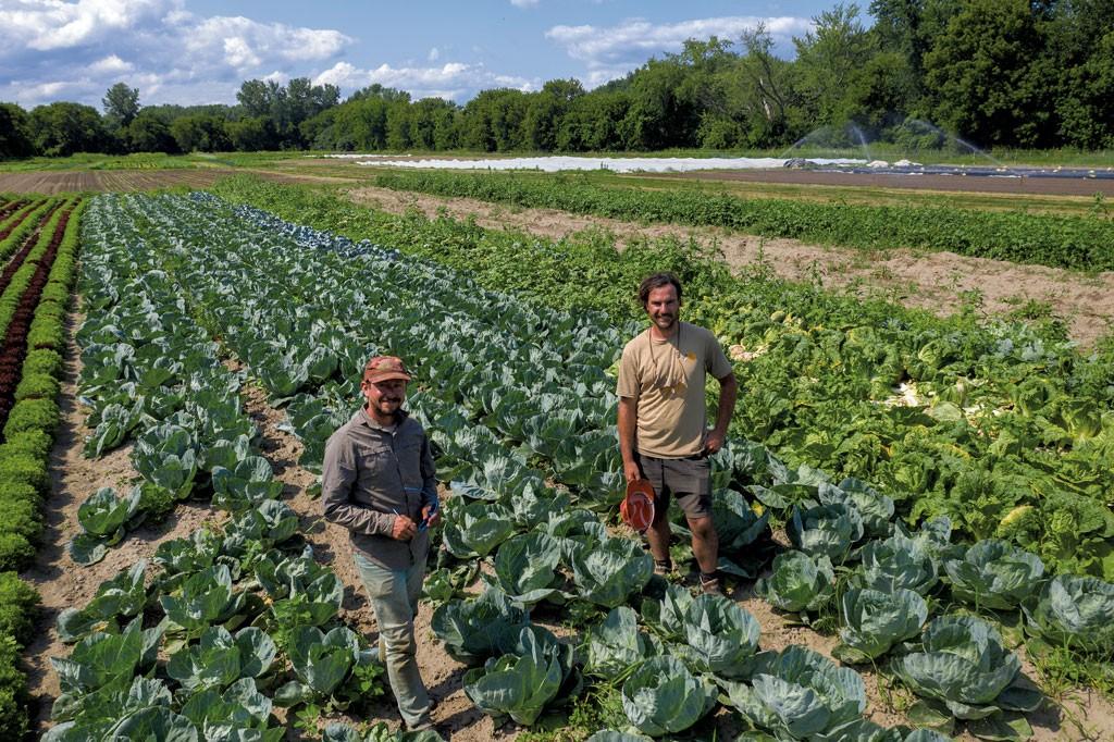 Pitchfork Farm Extends Its Season by Pickling Produce
