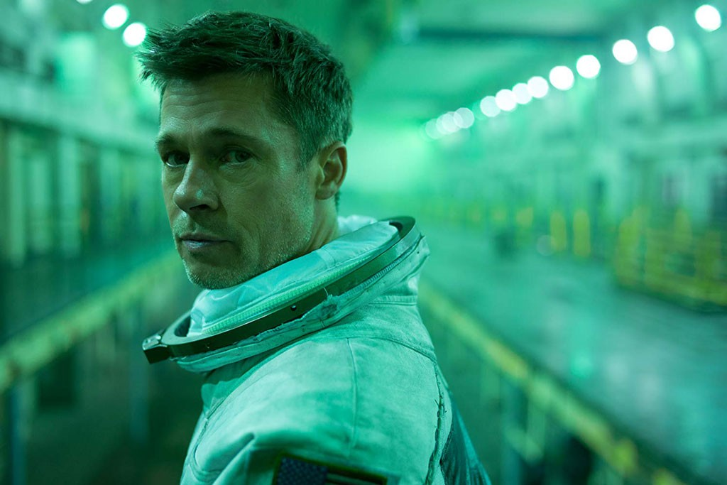 Brad Pitt Hits a Career High in the Meditative Space Drama 'Ad Astra'