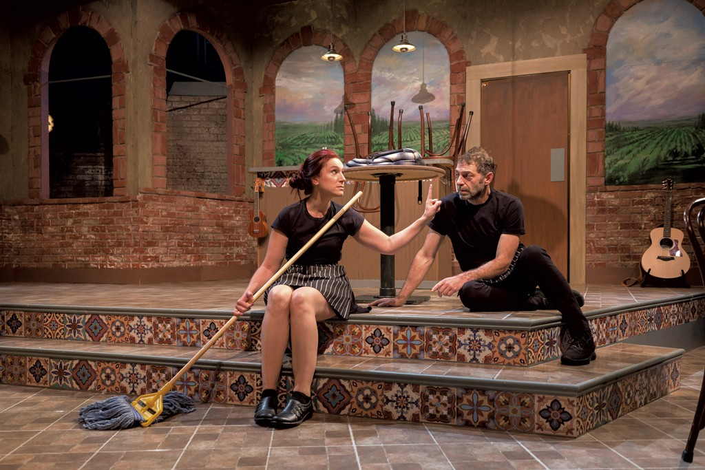 Theater Review: 'The Last Wide Open,' Vermont Stage