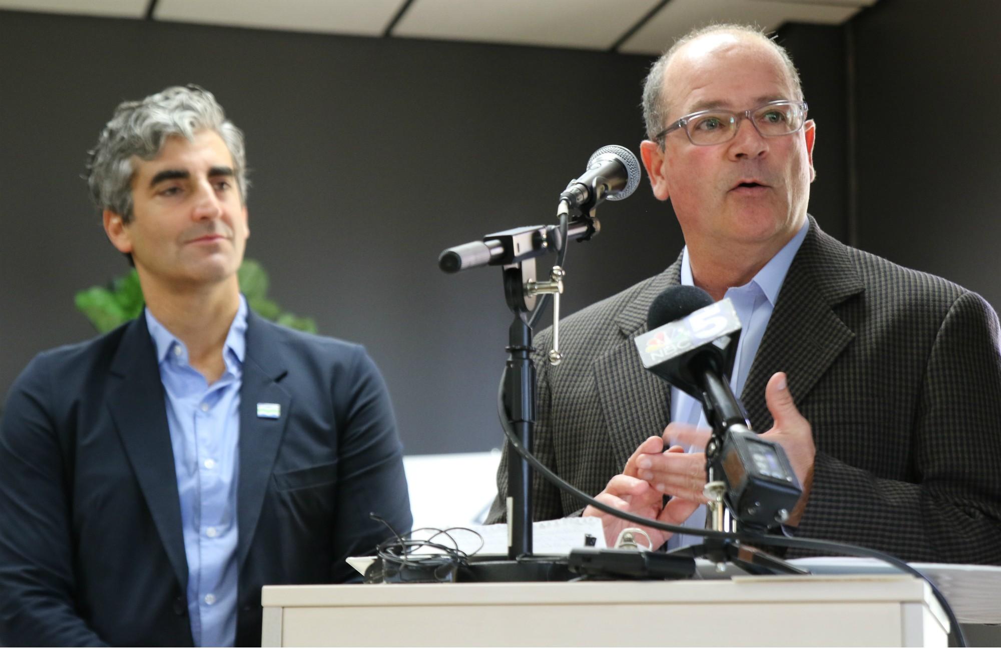 Burlington, Schurz Communications Announce Investment in Tech Economy