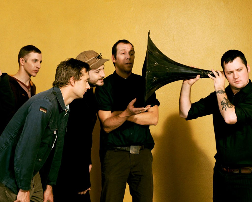 Modest Mouse - COURTESY OF MODEST MOUSE