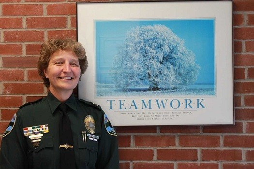 Former UVM police chief Lianne Tuomey - UNIVERSITY OF VERMONT
