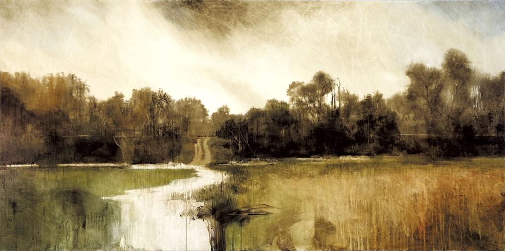 """Kestrel Farm, Westminster, VT"" by Charlie Hunter"
