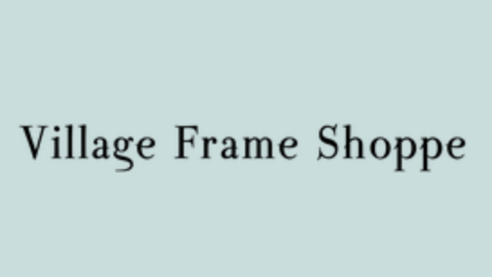 Village Frame Shoppe & Gallery