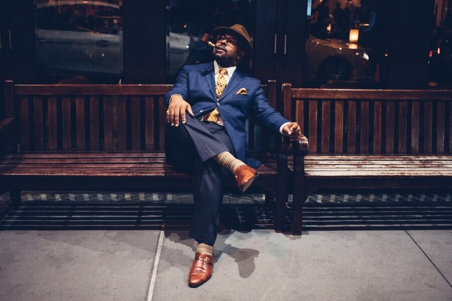 Christian McBride - COURTESY OF ANNA WEBBER