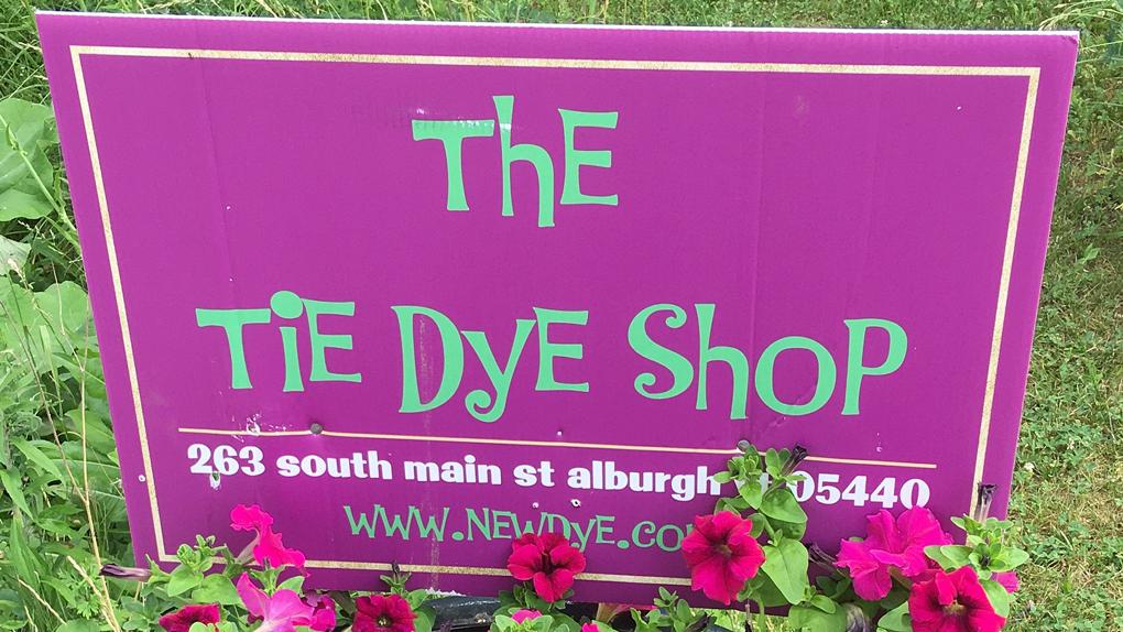 The Tie Dye Shop