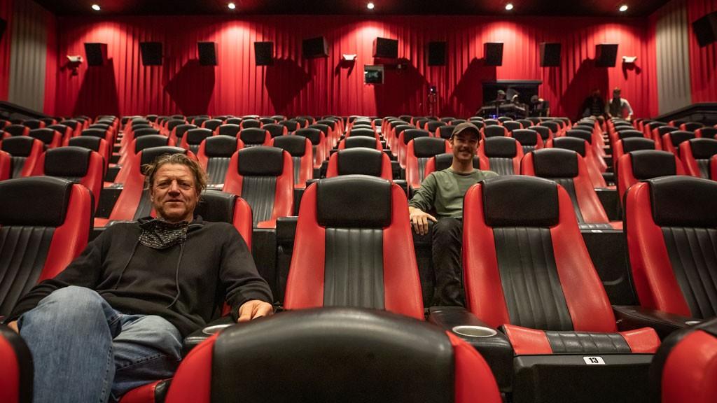 Peter Edelmann (left) and Tim Cece - LUKE AWTRY