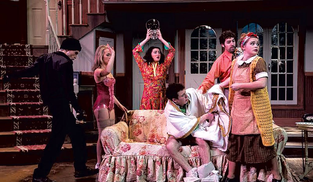Cast of Noises Off