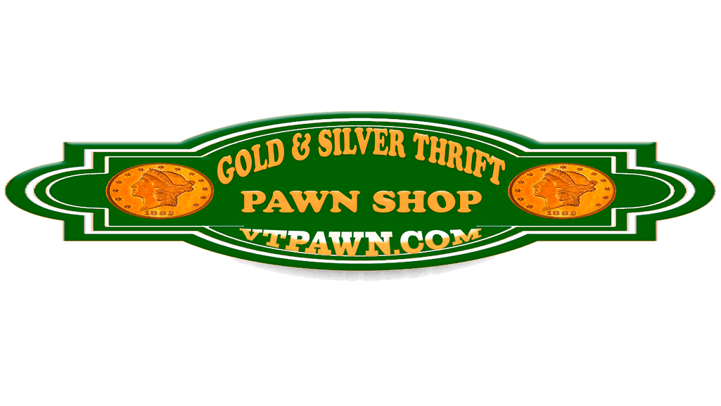 Gold & Silver Thrift Pawn Shop