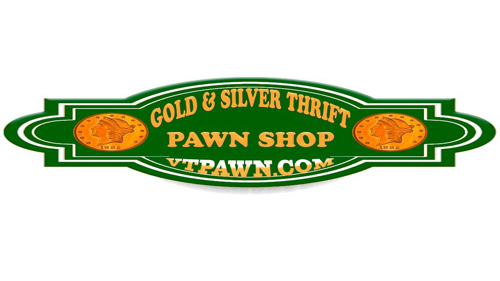 Gold & Silver Thrift Pawn Shop