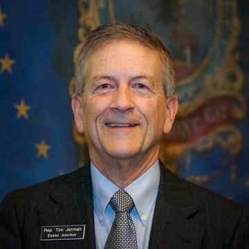 Rep. Tim Jerman - COURTESY: VERMONT HOUSE