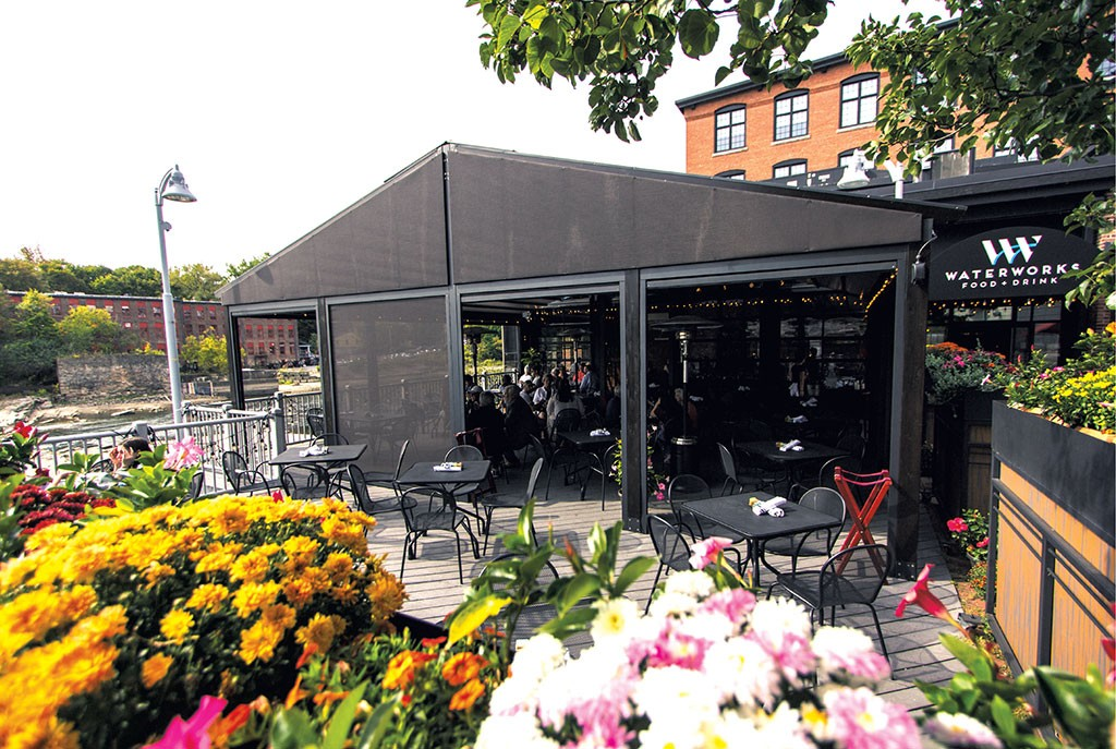 Pandemic Pick: At What Restaurant Did You Find the Best Outdoor Eating Experience?