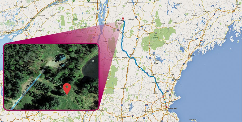 WTF: Why Does Google Think \'Vermont\' Is in Morristown?   WTF   Seven ...