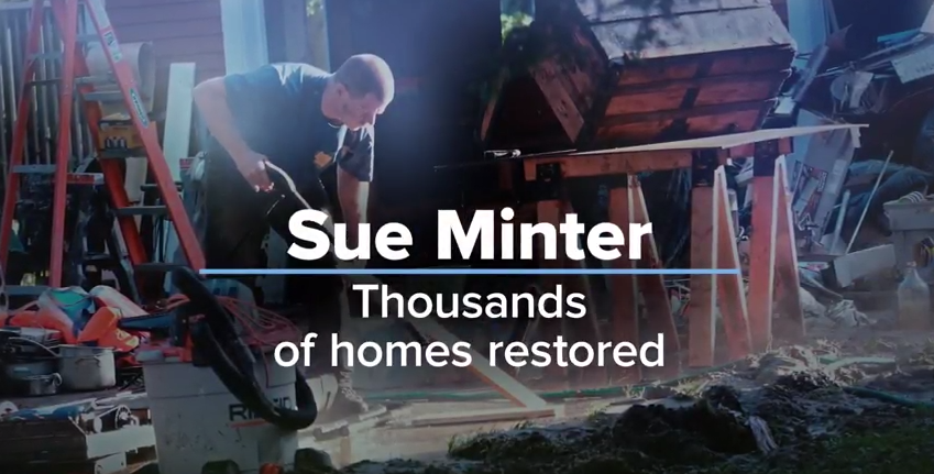 Democratic gubernatorial candidate Sue Minter's campaign ad