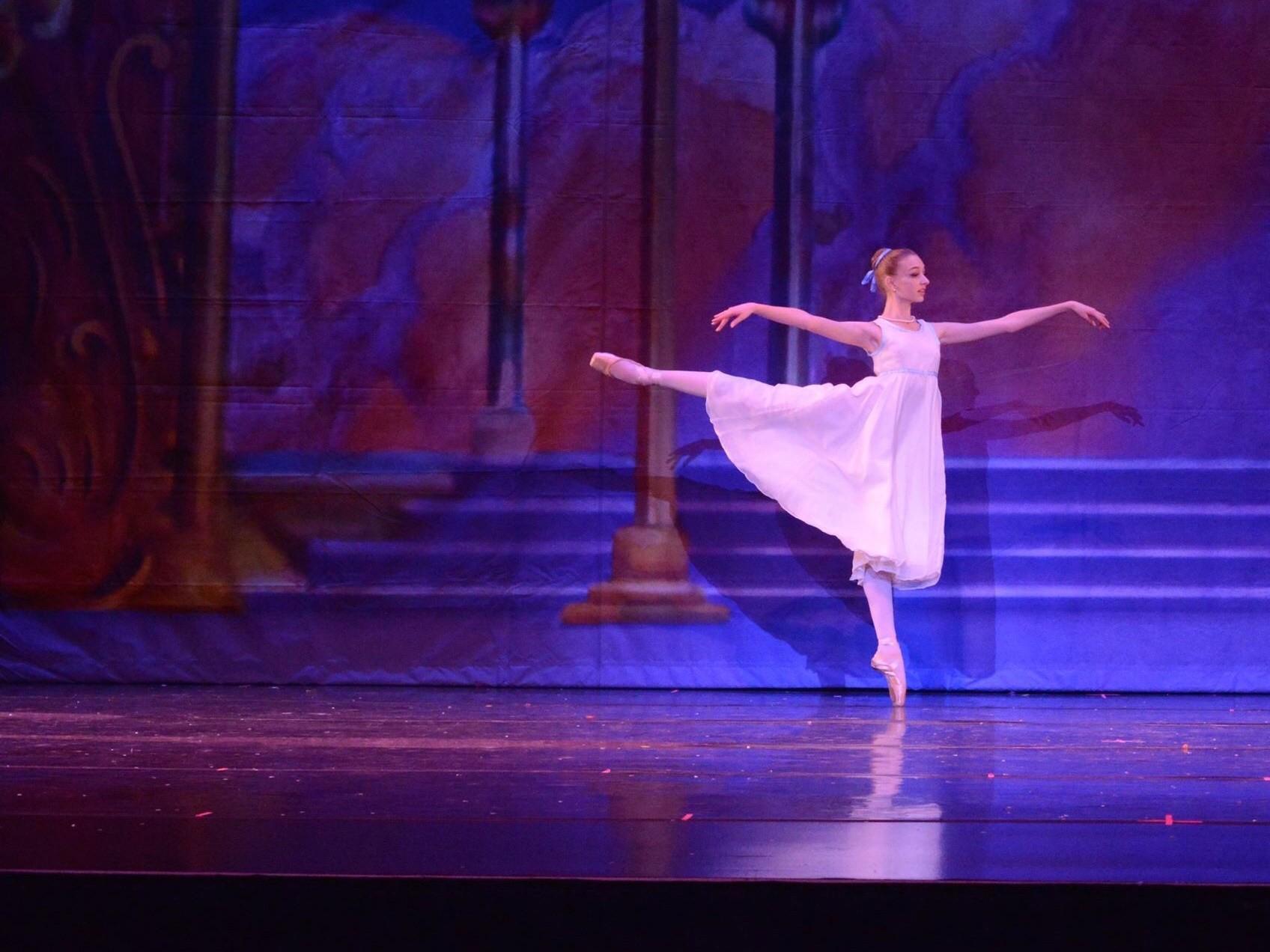 A Vermont Ballerina Heads to the Bolshoi | Arts News | Seven Days